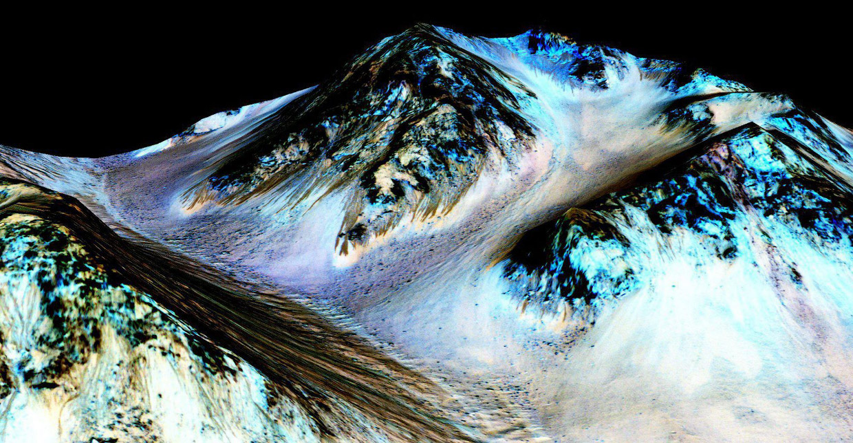 Best space photos of 2015 by Time magazine 18