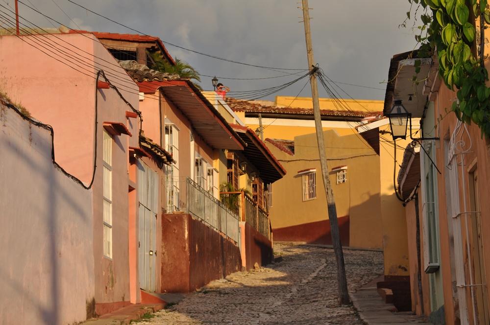 Cuba. Trinidad night 04