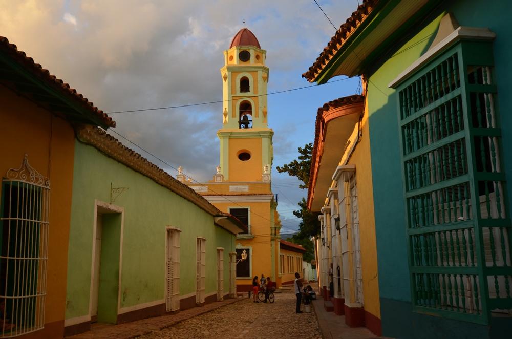 Cuba. Trinidad night 09