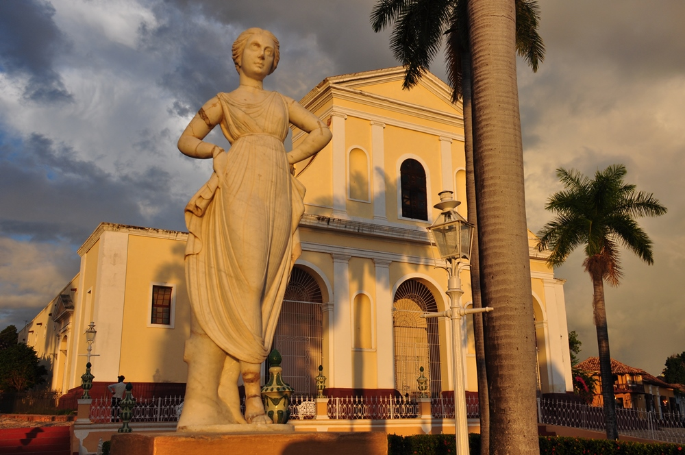 Cuba. Trinidad night 10