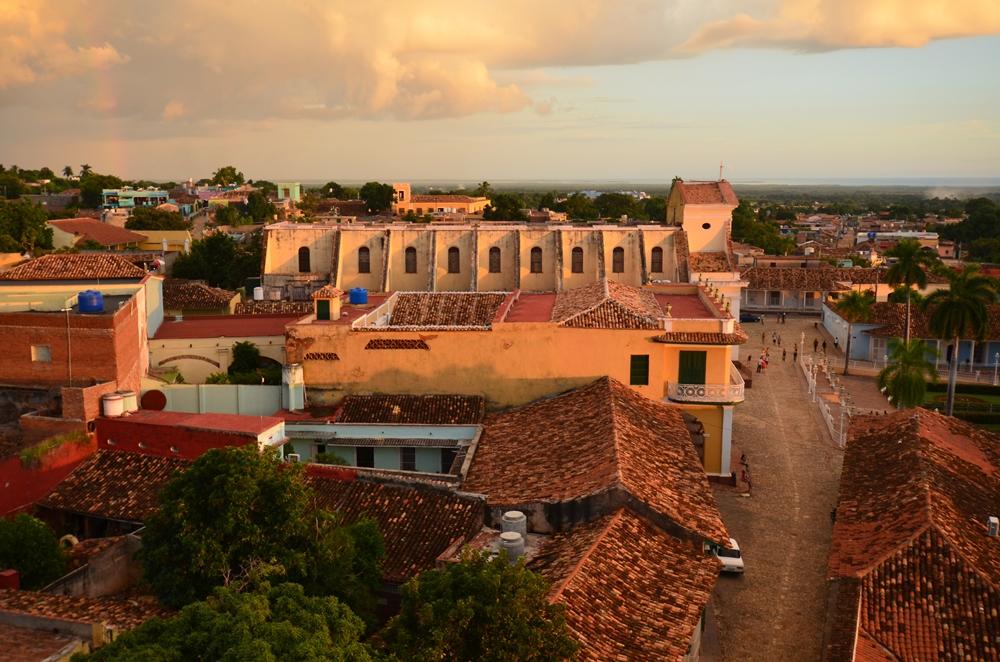 Cuba. Trinidad night 14