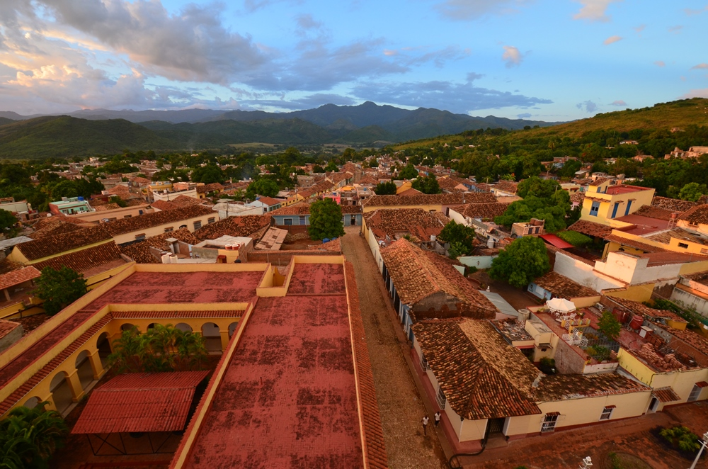 Cuba. Trinidad night 15