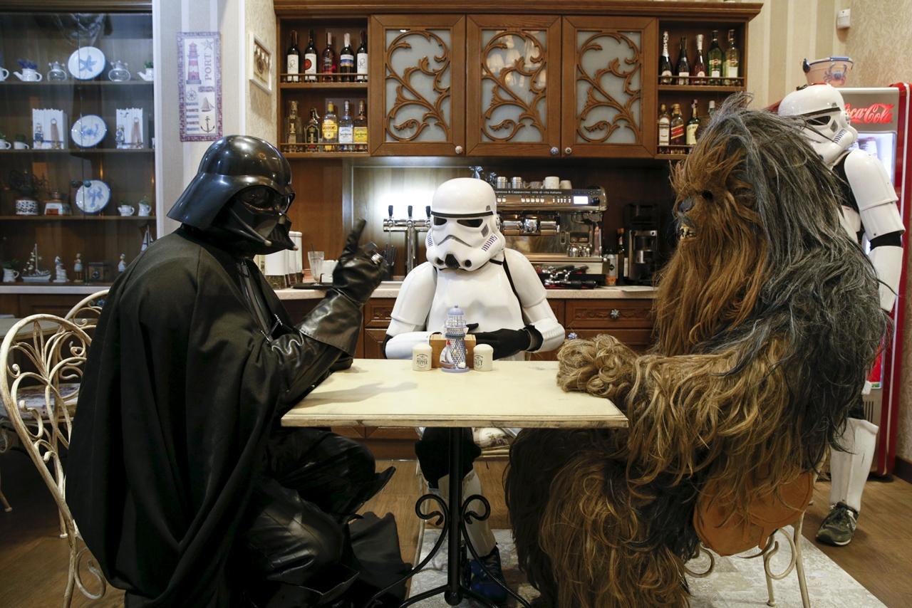 Darth Vader from Odessa 05