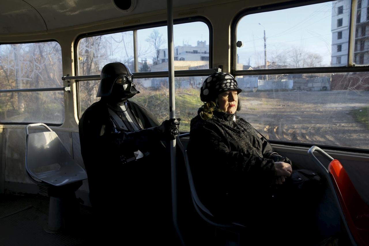 Darth Vader from Odessa 07