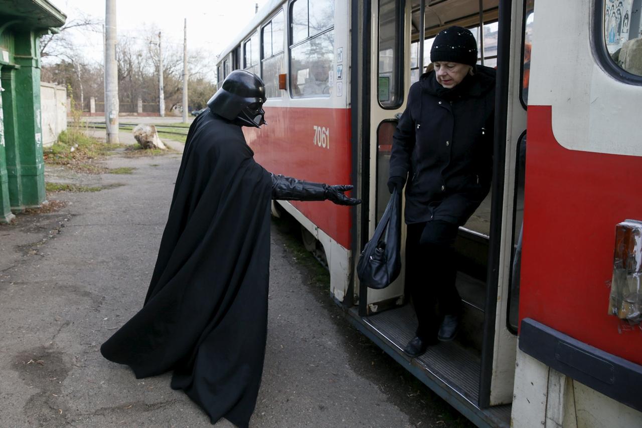 Darth Vader from Odessa 08