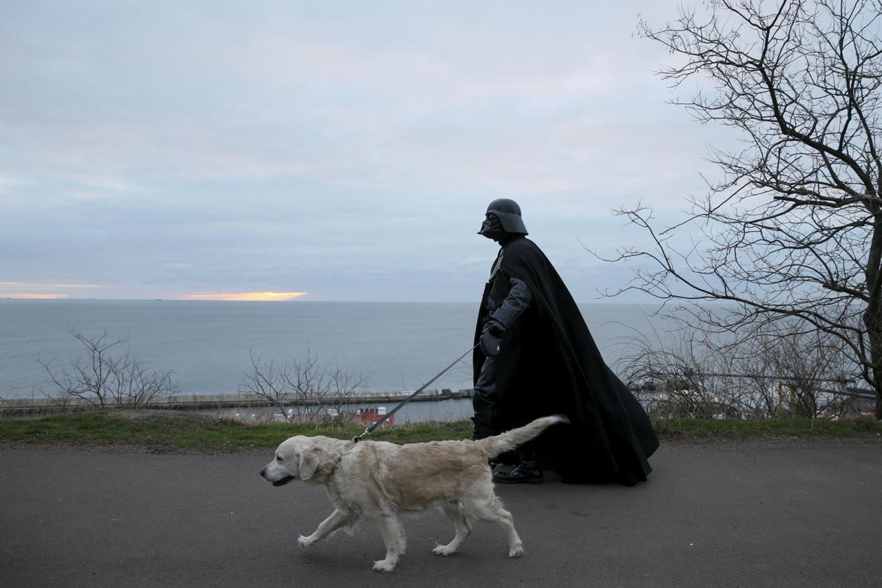 Darth Vader from Odessa 09