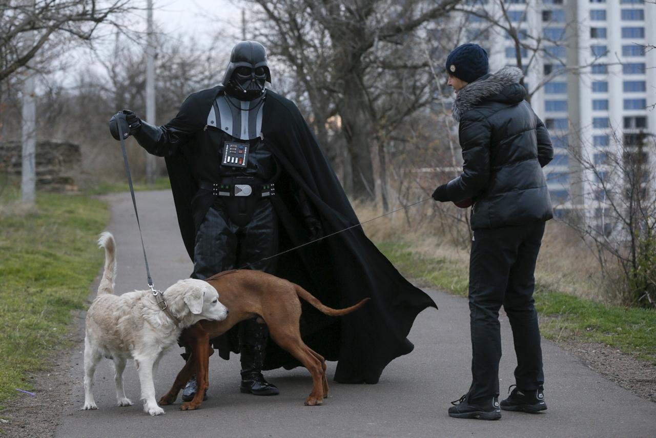 Darth Vader from Odessa 10