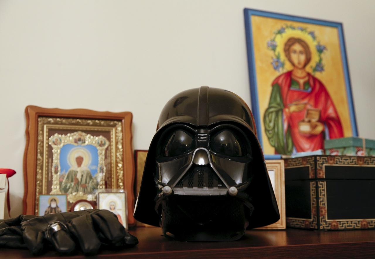 Darth Vader from Odessa 11