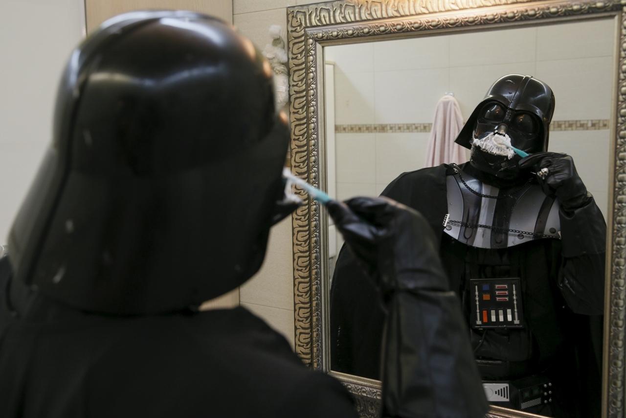 Darth Vader from Odessa 13