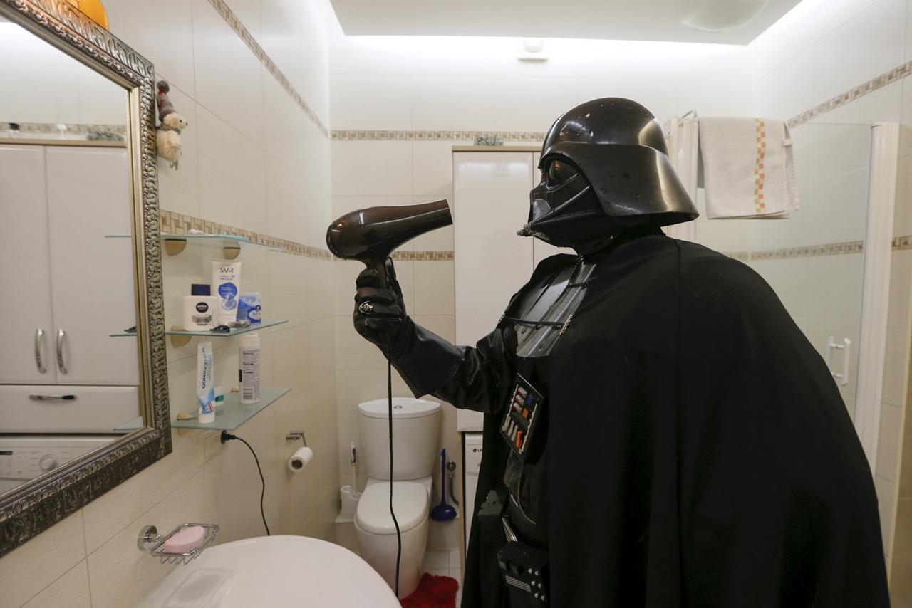 Darth Vader from Odessa 14