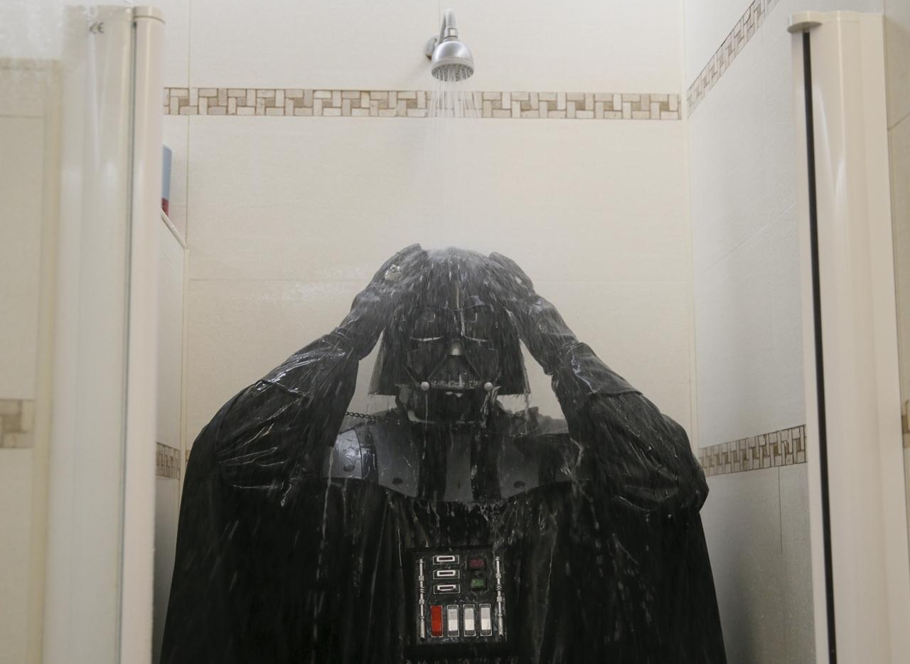Darth Vader from Odessa 15