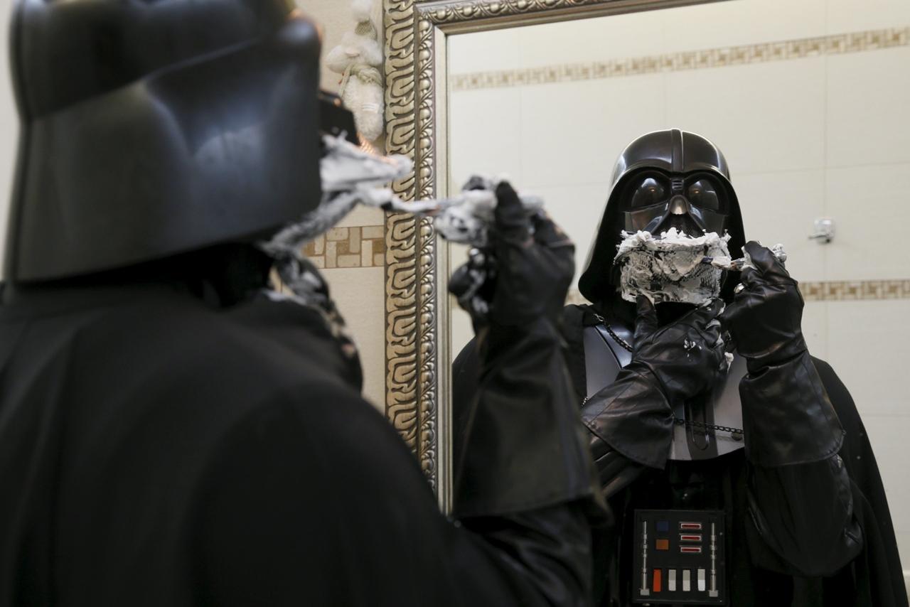 Darth Vader from Odessa 16