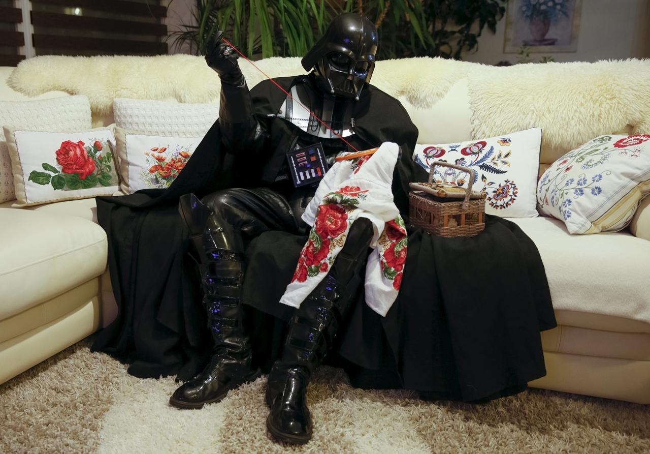 Darth Vader from Odessa 18