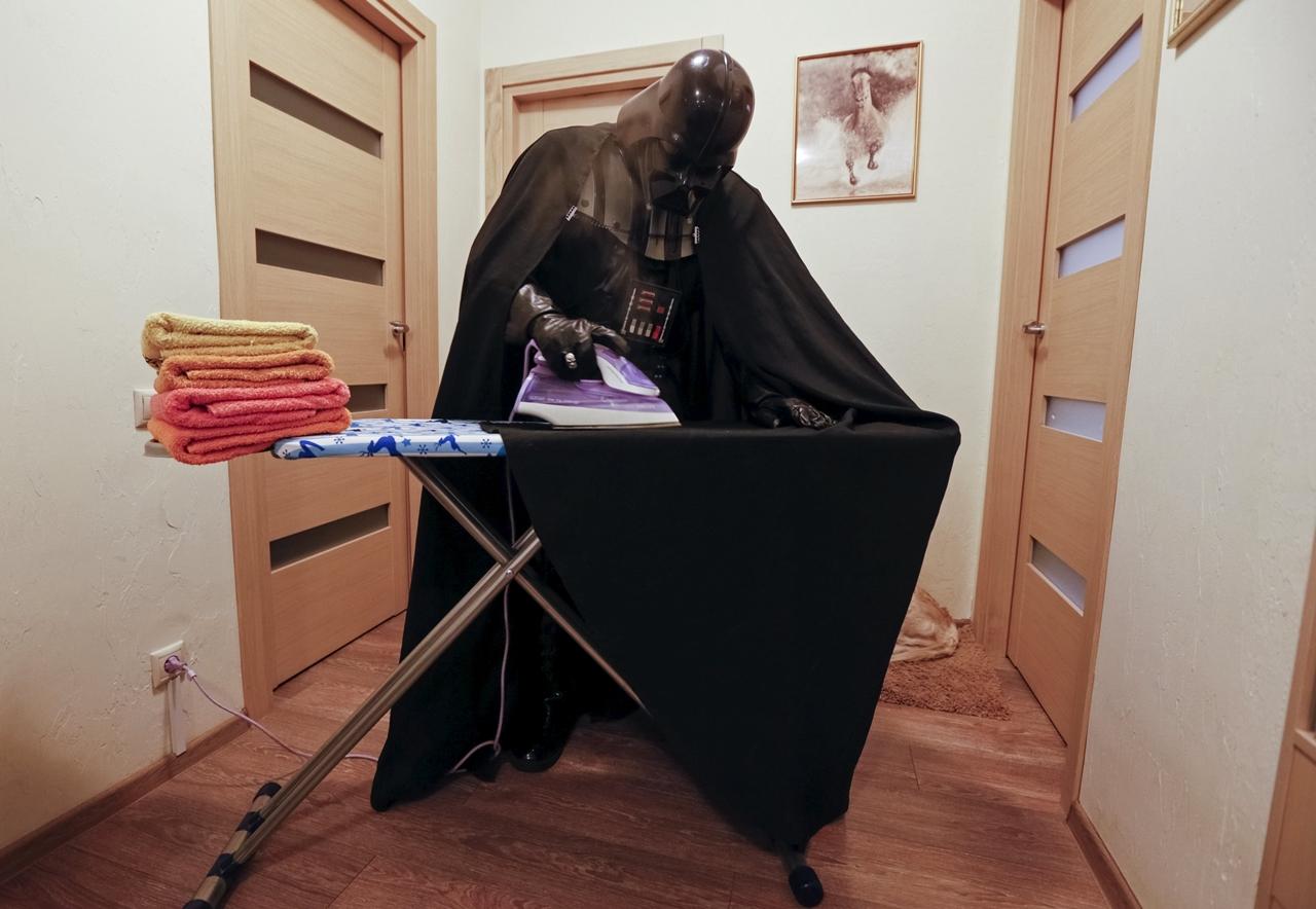 Darth Vader from Odessa 19