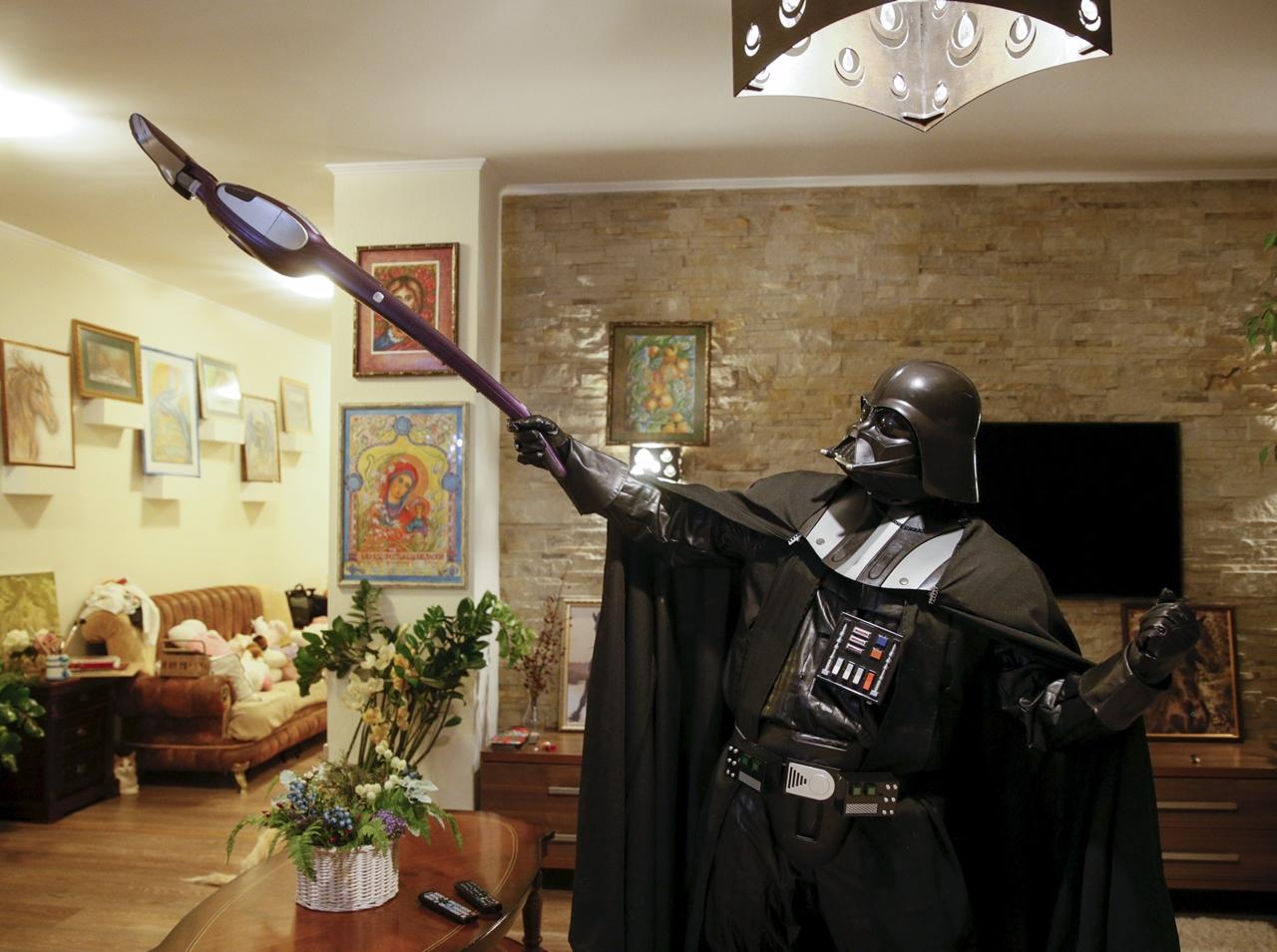 Darth Vader from Odessa 20