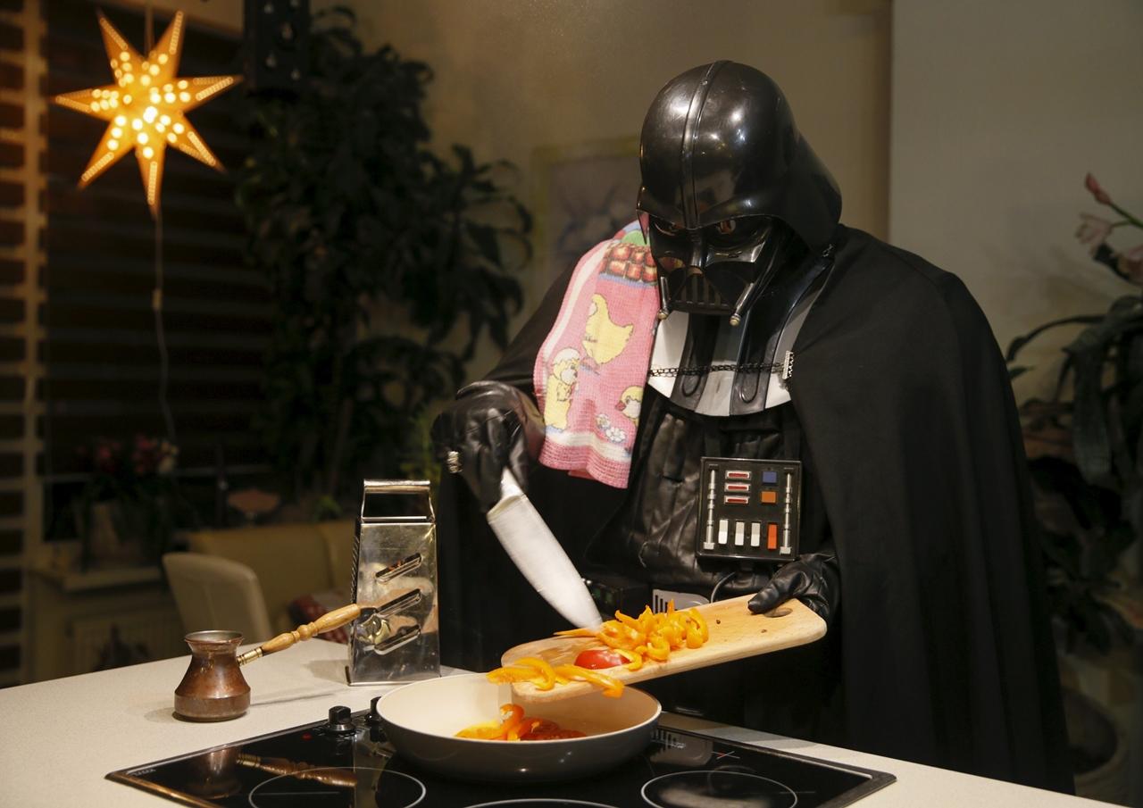 Darth Vader from Odessa 21
