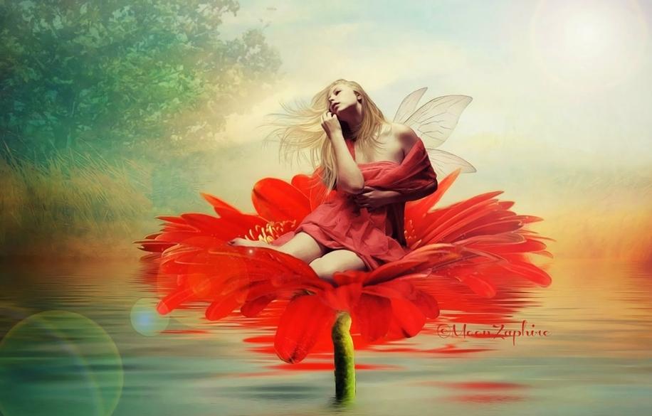 Мир фантазий Katarina Zirine