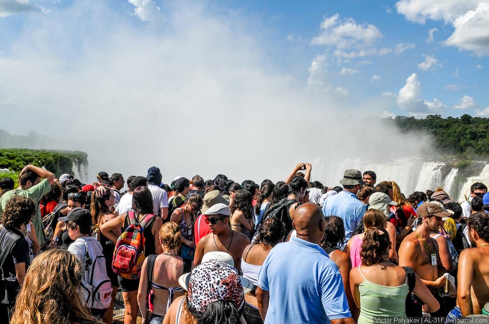 Iguazu Falls 30
