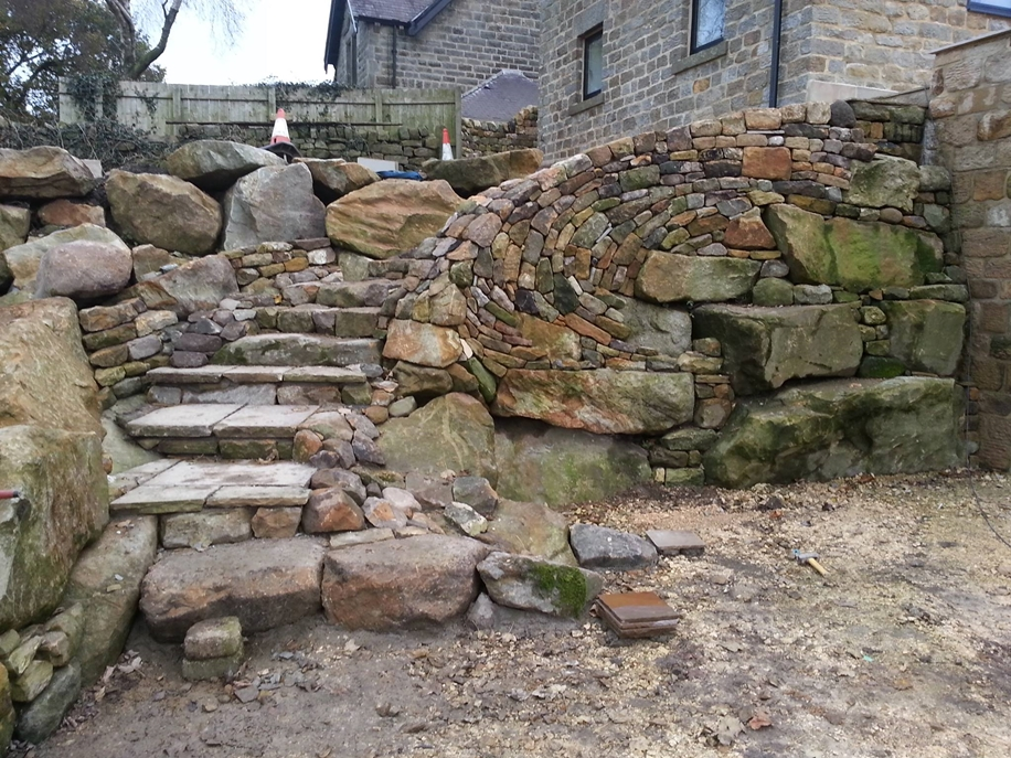 Johnny Clasper's Stoneworks are Works of Art 13