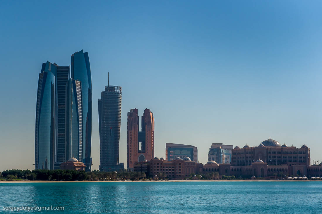 Jumeirah to Abu Dhabi 03