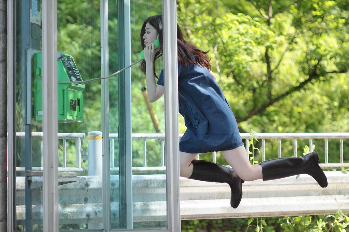 Levitating Girl' Natsumi Hayashi 04