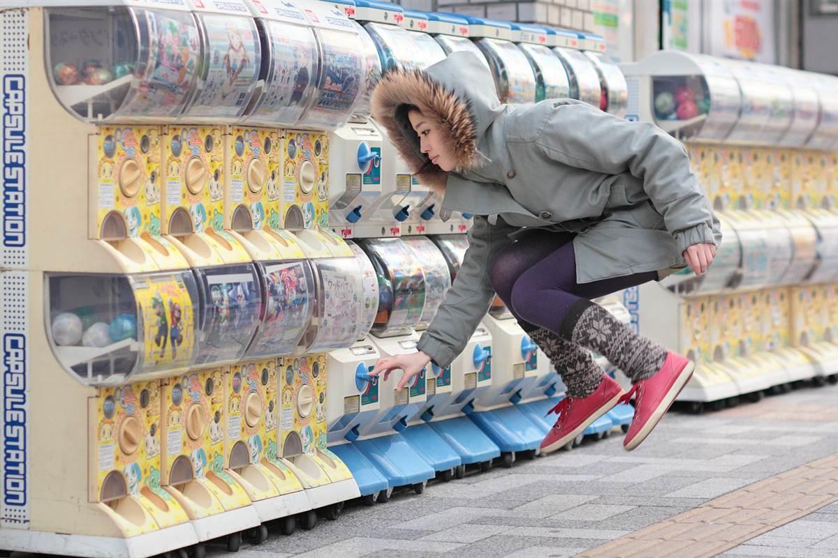 Levitating Girl' Natsumi Hayashi 05