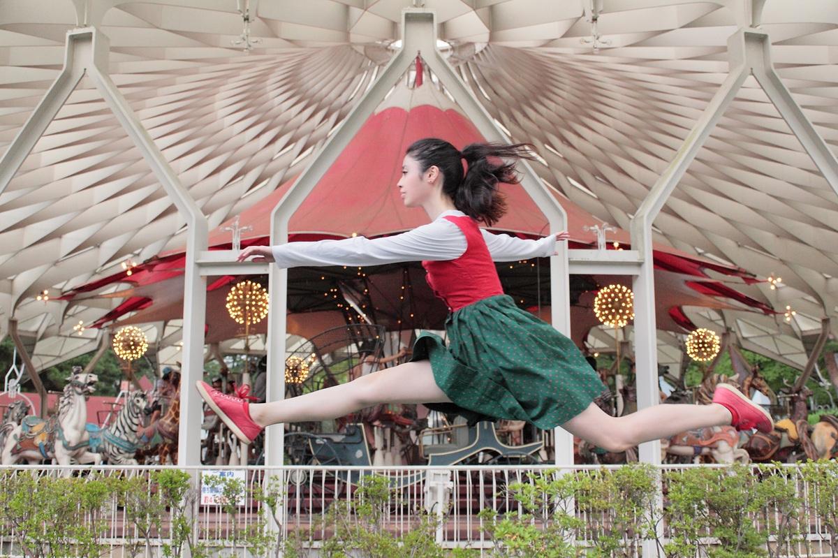 Levitating Girl' Natsumi Hayashi 11