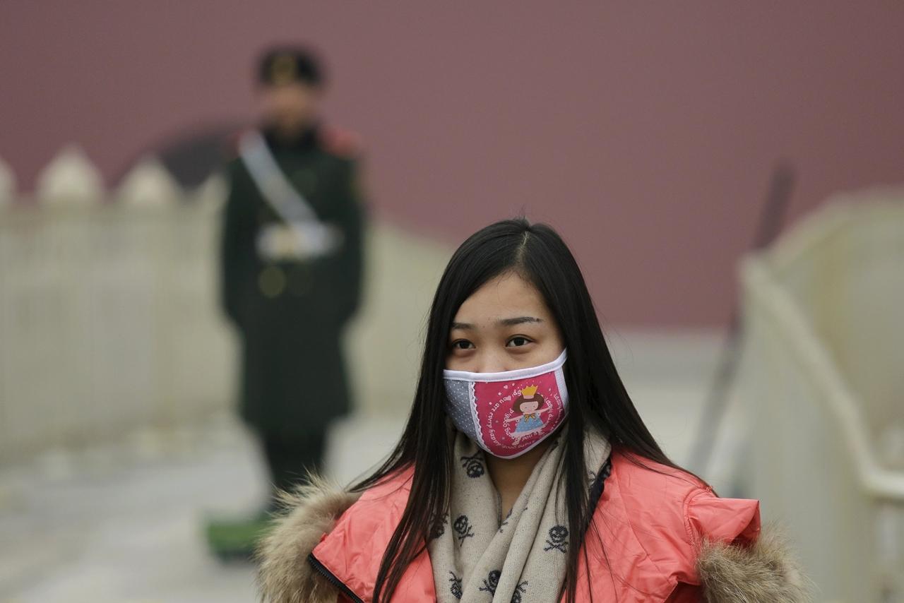 Mask Fashion in China 02
