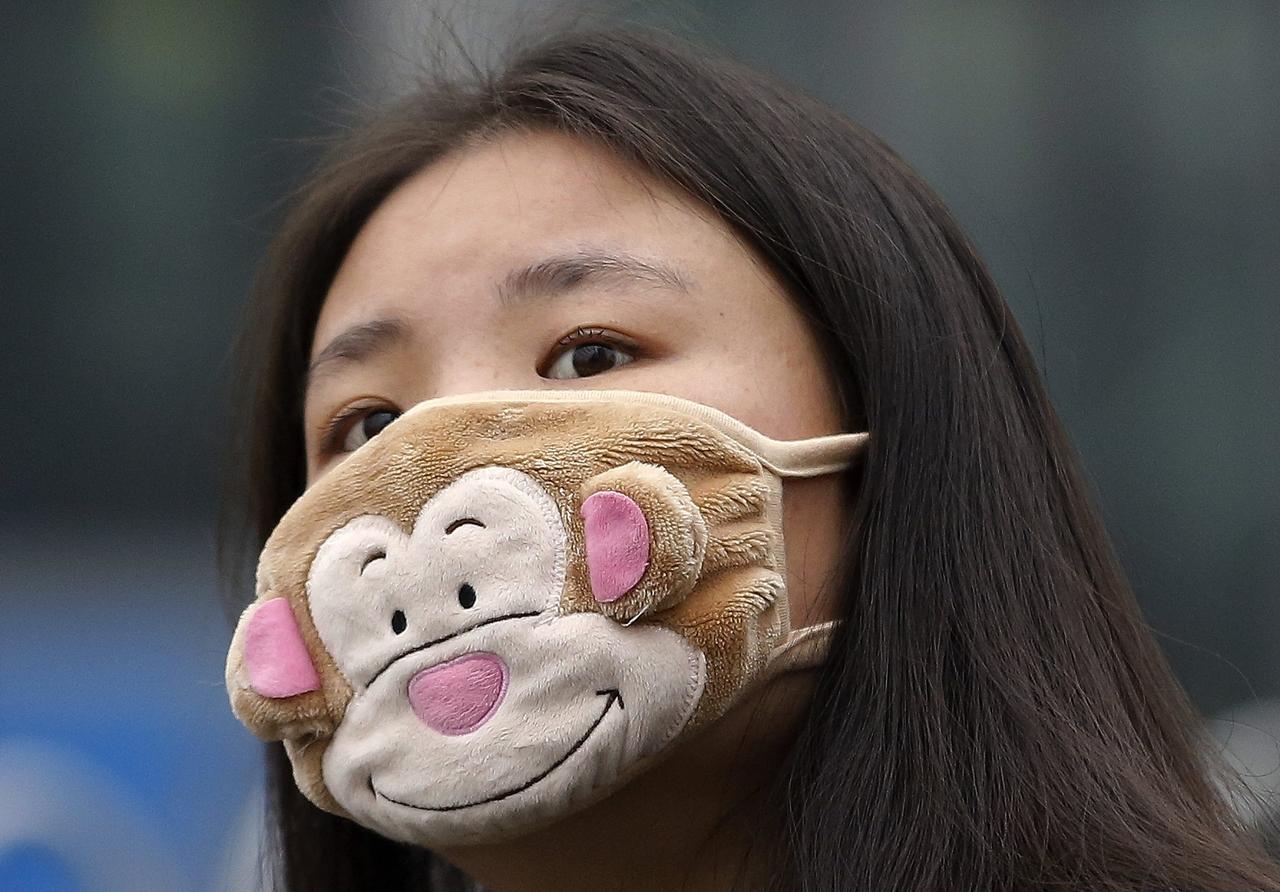 Mask Fashion in China 03