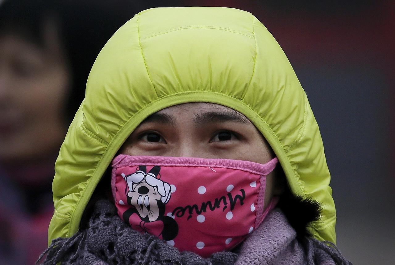 Mask Fashion in China 04