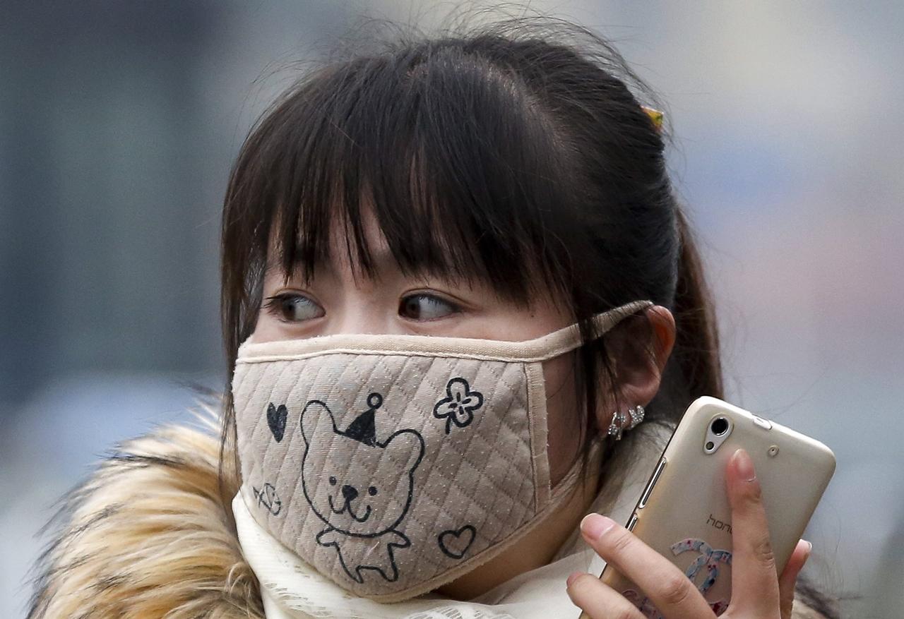 Mask Fashion in China 05