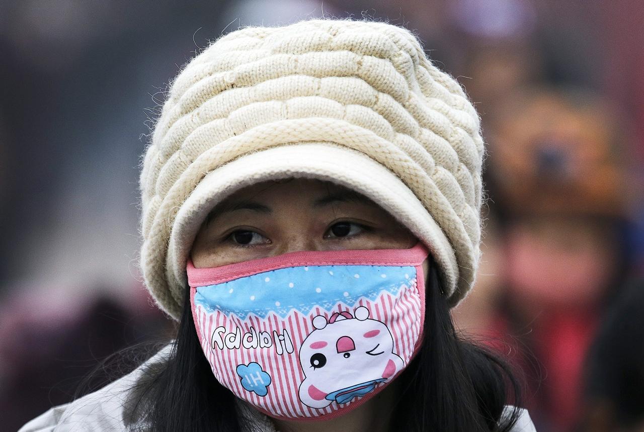 Mask Fashion in China 06