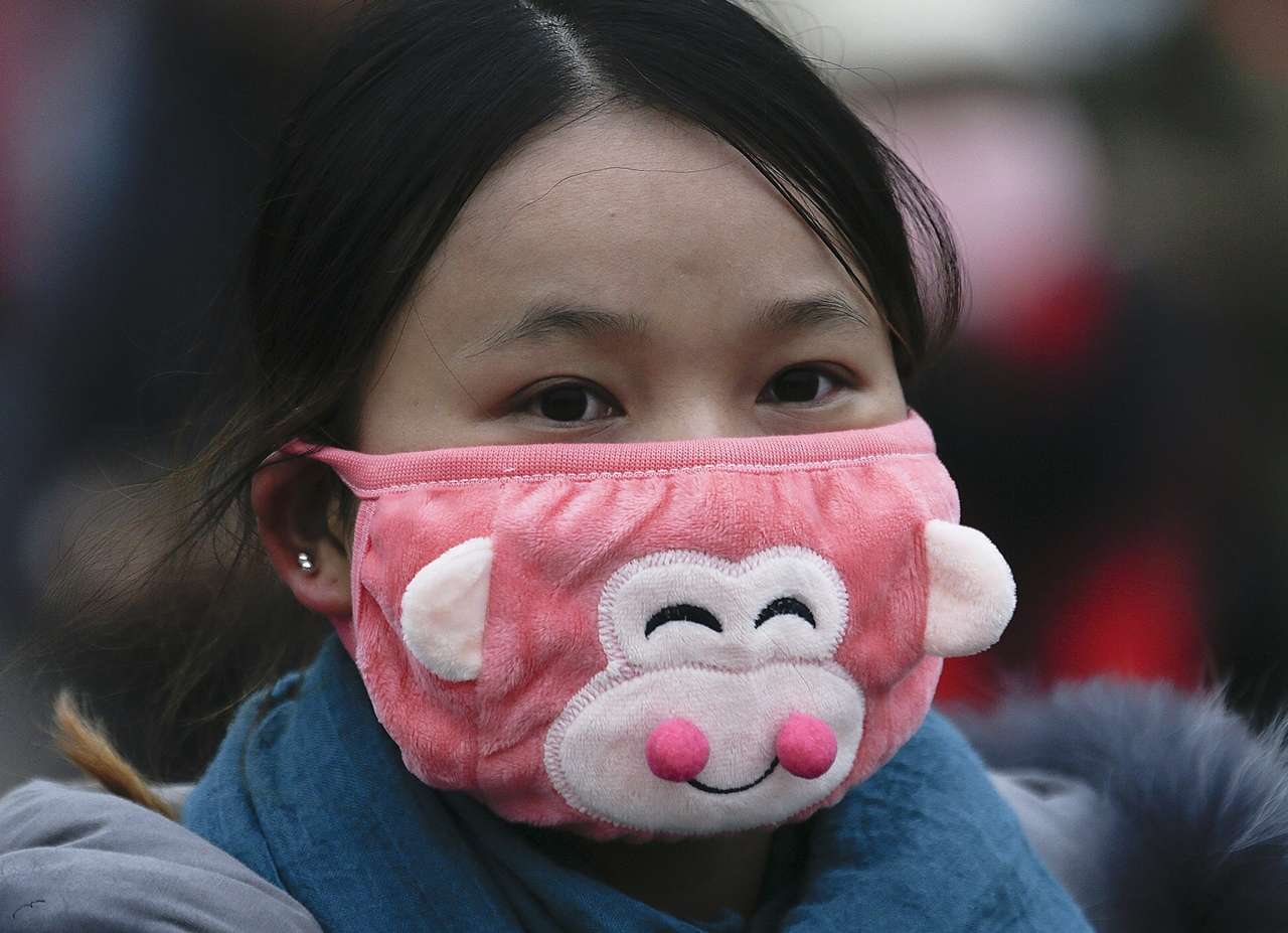 Mask Fashion in China 07
