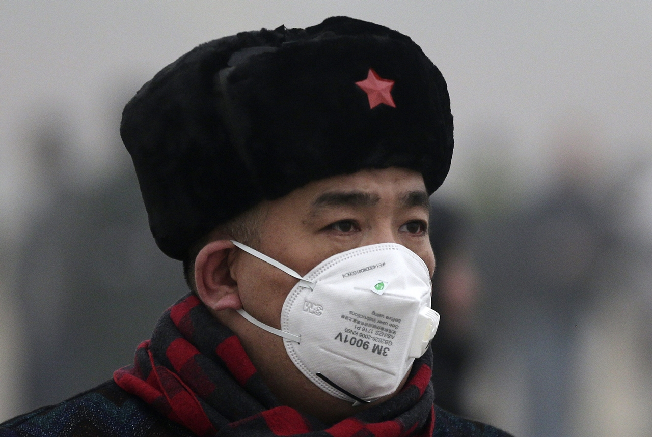 Mask Fashion in China 09
