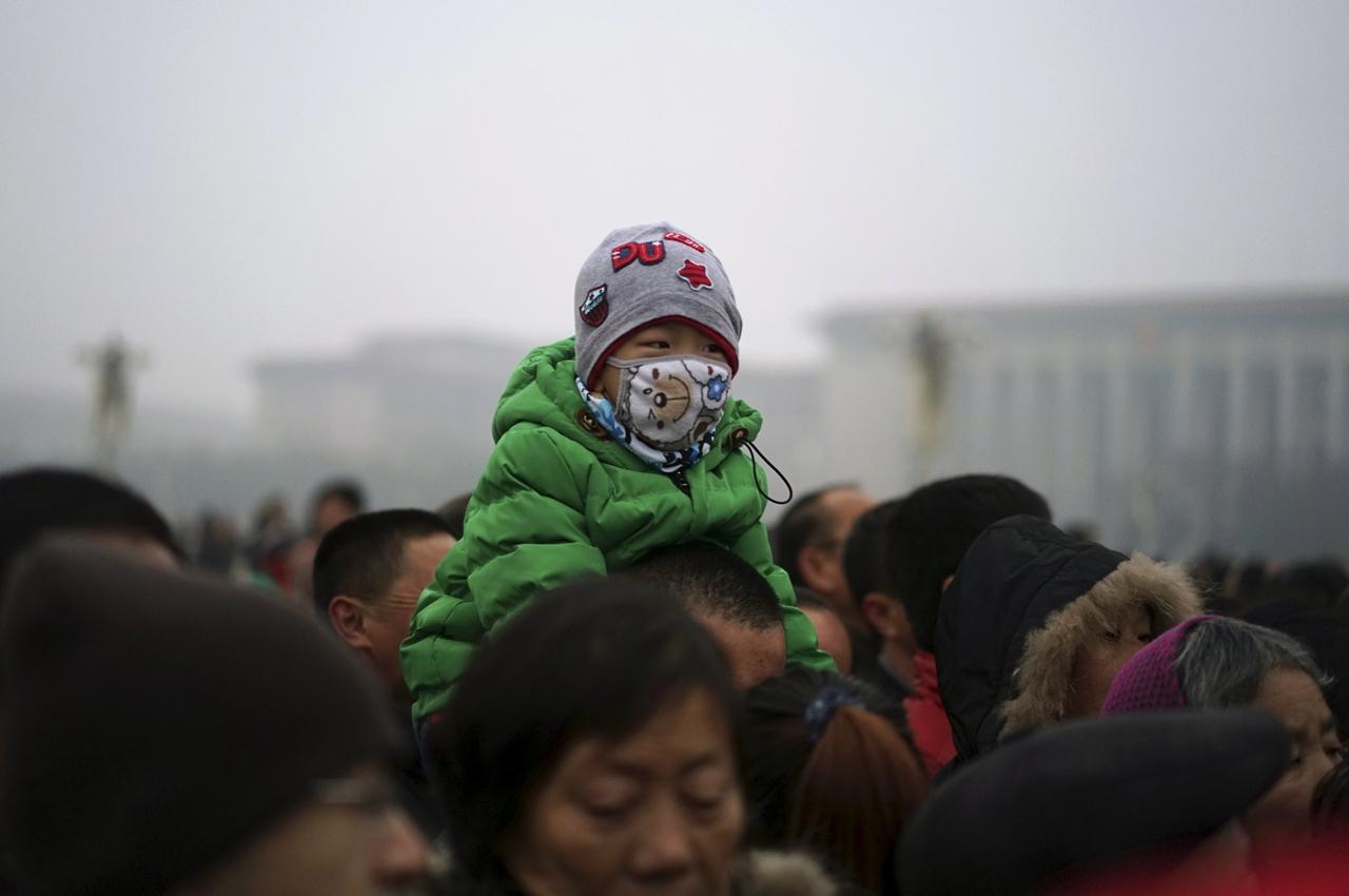 Mask Fashion in China 10