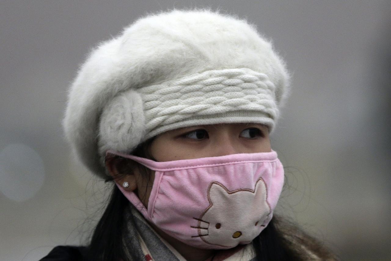 Mask Fashion in China 11