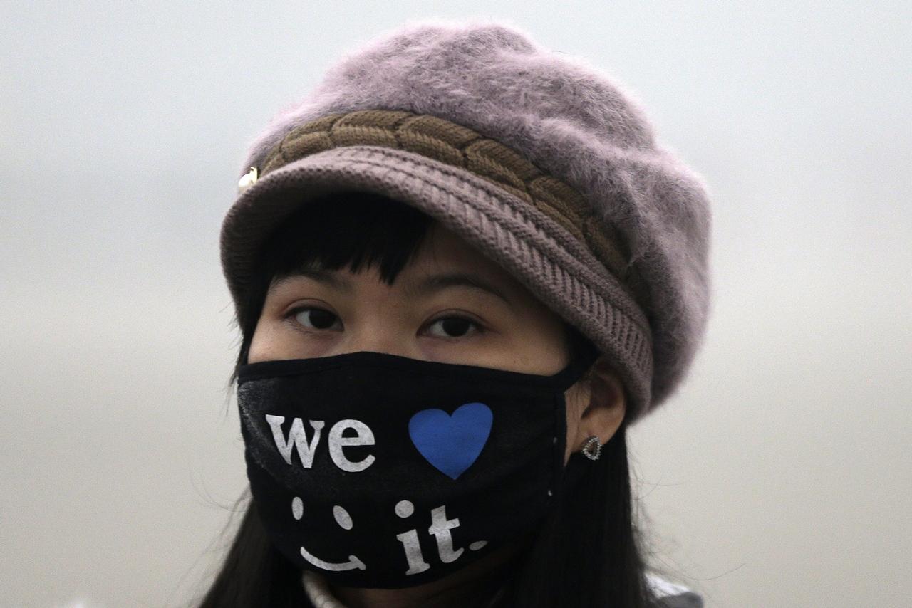 Mask Fashion in China 12