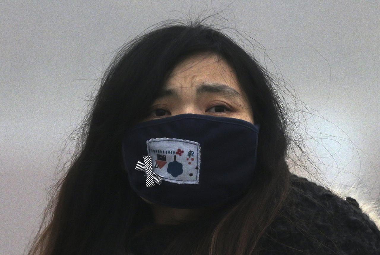 Mask Fashion in China 13