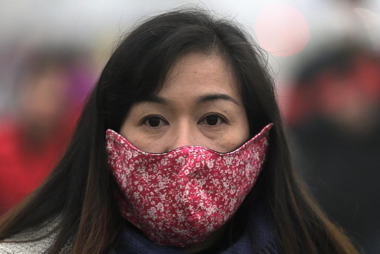 Mask Fashion in China 14