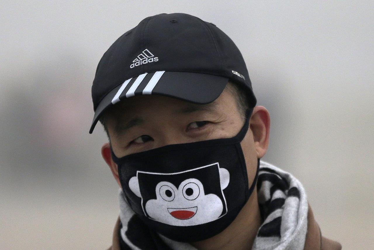 Mask Fashion in China 15
