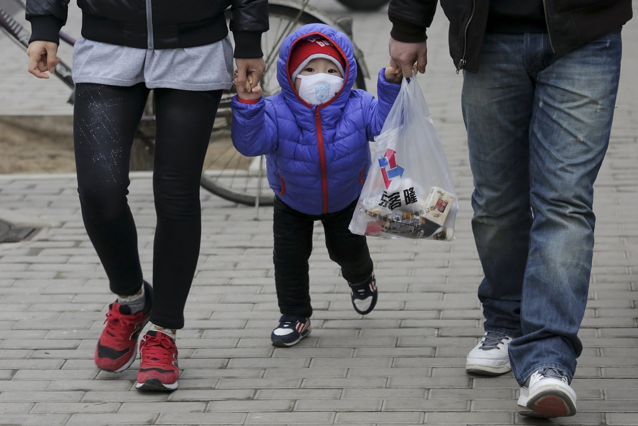 Mask Fashion in China 16