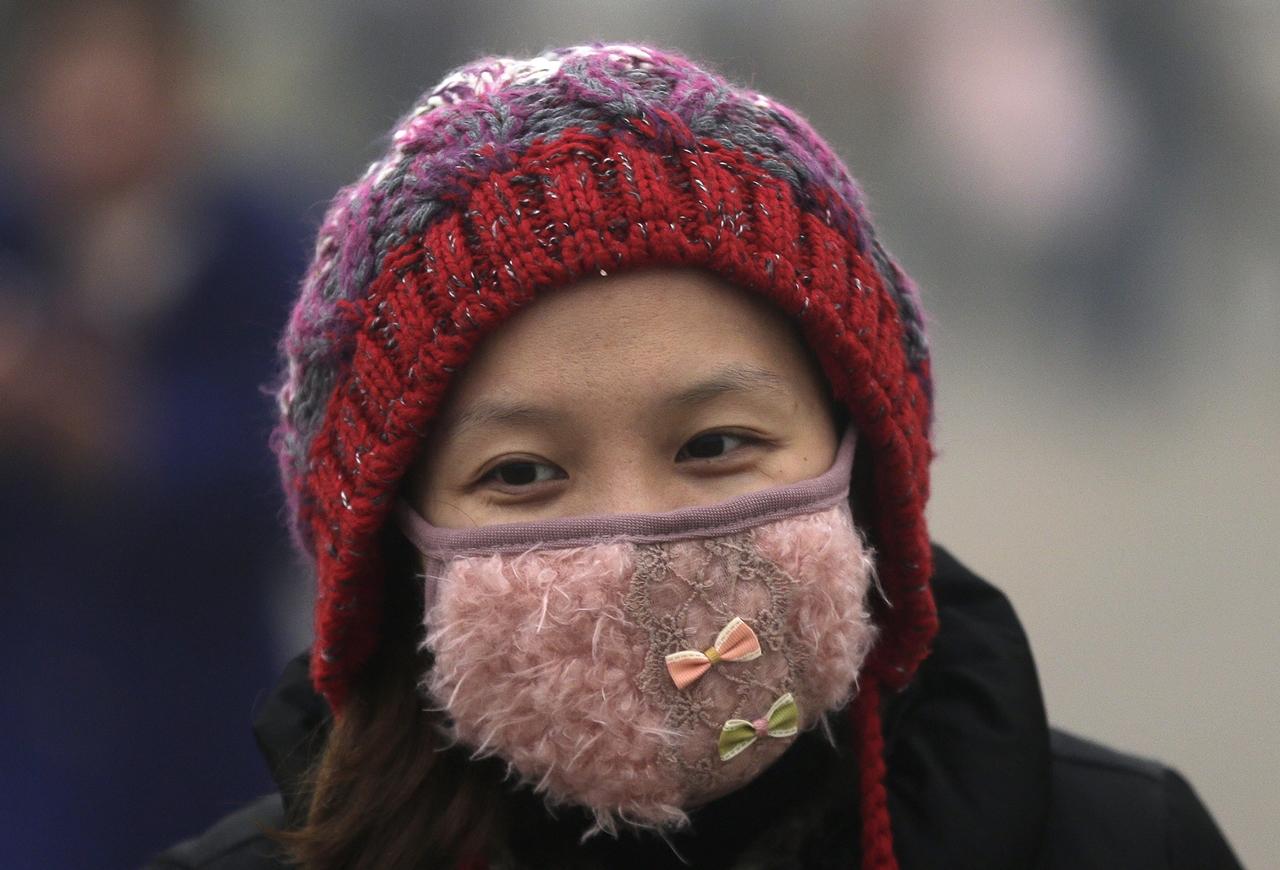 Mask Fashion in China 17