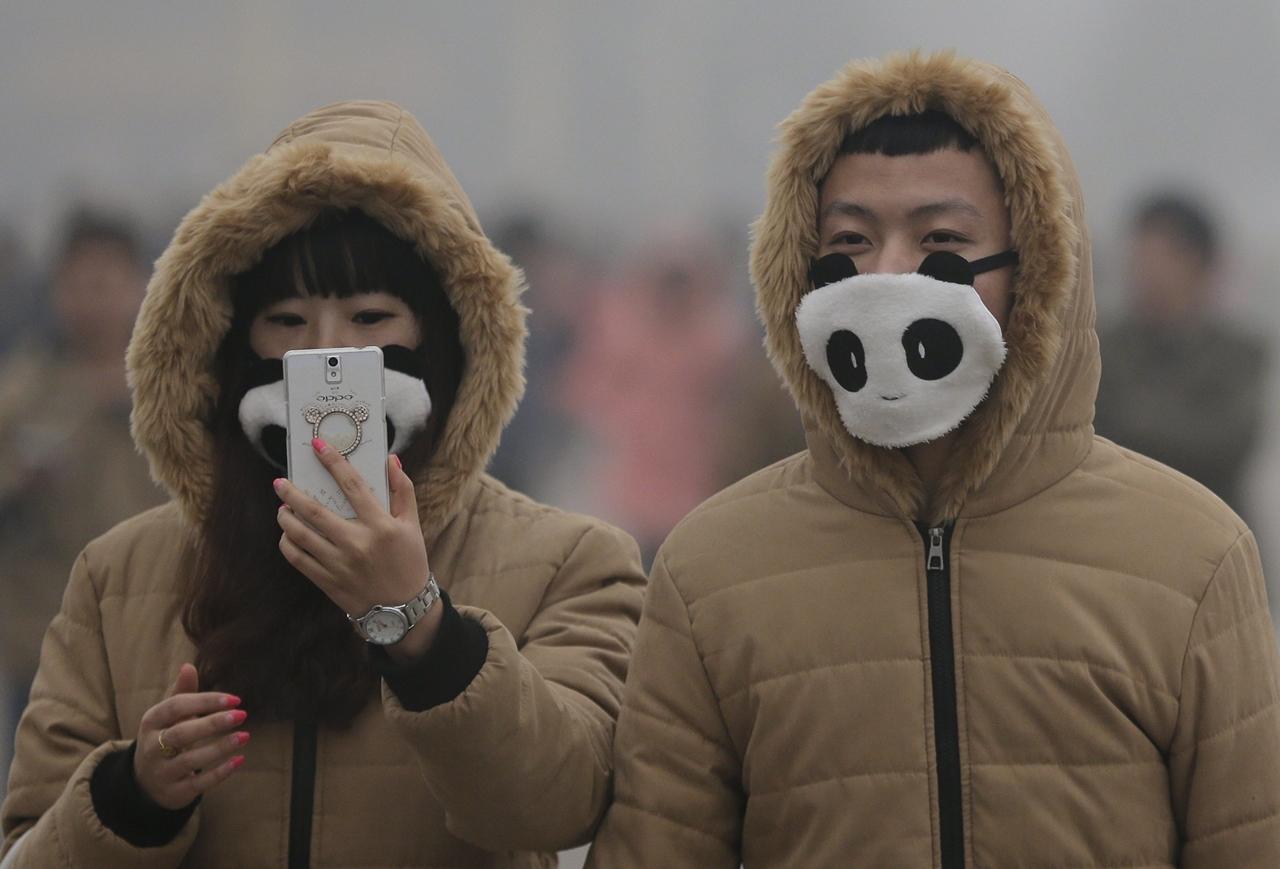 Mask Fashion in China 18