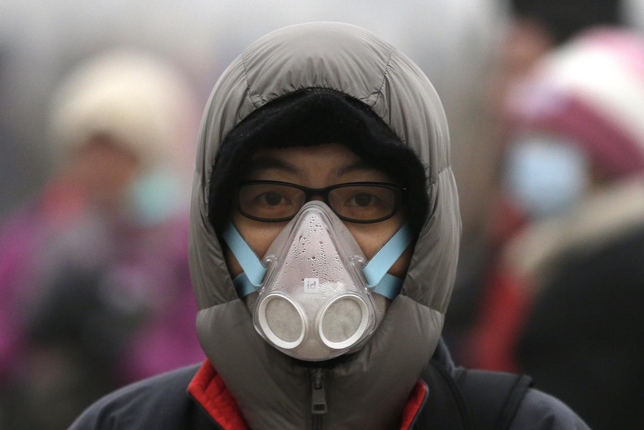 Mask Fashion in China 19