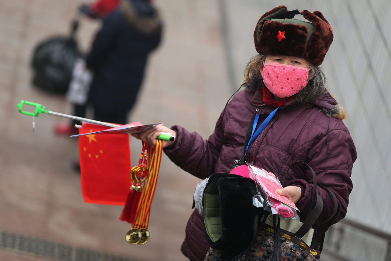 Mask Fashion in China 20