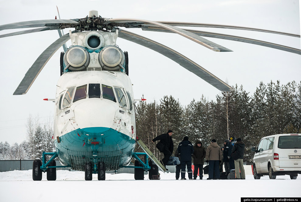 Mi-26 — biggest helicopter in the world 07