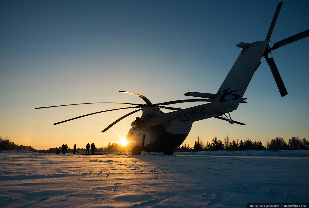 Mi-26 — biggest helicopter in the world 08