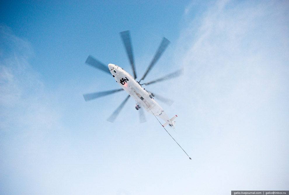 Mi-26 — biggest helicopter in the world 17
