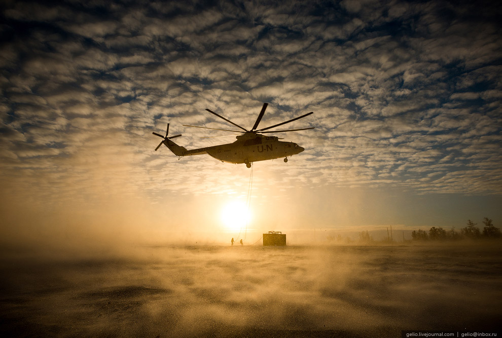 Mi-26 — biggest helicopter in the world 28