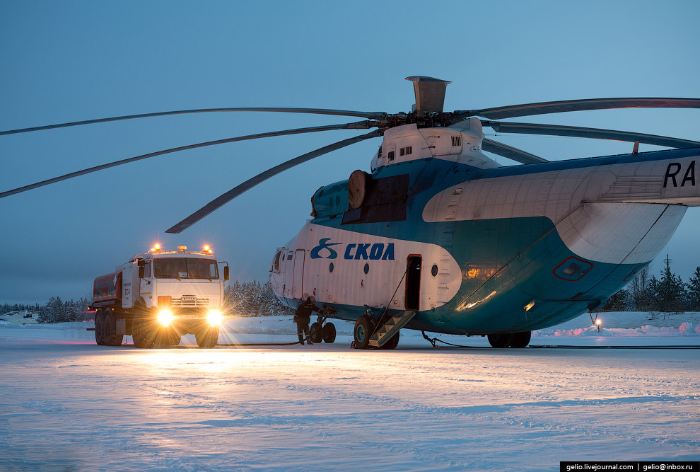 Mi-26 — biggest helicopter in the world 36